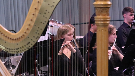 The Lyric Feature: Goedemorgen, Amsterdam: On tour with the National Youth Orchestra of Ireland