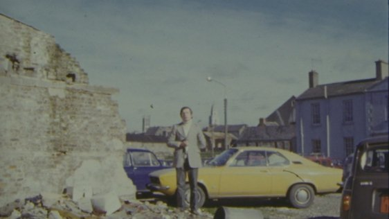 Tom MacSweeney reports from Cork City Marsh (1973)