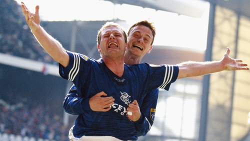 Paul Gascoigne: Former Rangers midfielder responds after Scottish Hall of Fame snub