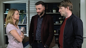 Cristiano declares his love for Will as Mairead urges Will to leave Carrigstown on Fair City