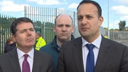 Leo Varadkar said the talks were at a 'sensitive phase'