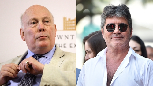 Downton Abbey creator Julian Fellowes and Simon Cowell's Syco teaming up for royal drama