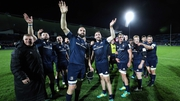 It was a good night for Leinster, but they still want more