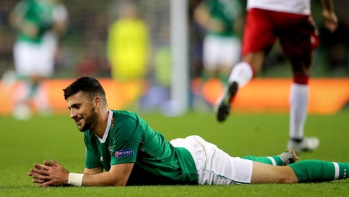 Shane Long has been forced out because of injury
