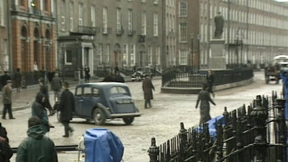 Filming Angela's Ashes in Limerick (1998)