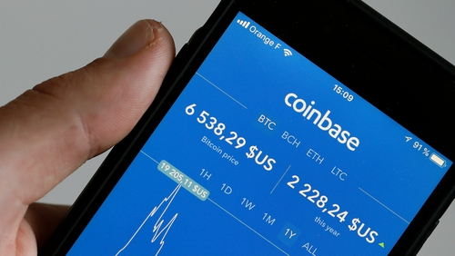 Coinbase, one of the biggest US exchanges, said the Dublin office would let it keep rights to sell services in EU countries after Brexit