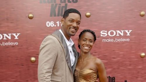 "Will Smith:  ""There was a period where mommy woke up and cried 45 days straight, I started keeping keeping a diary."""