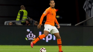 Virgil van Dijk has been playing with broken ribs, according to Ronald Koeman