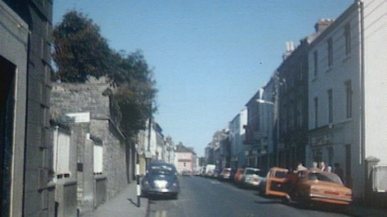 Ballinrobe in County Mayo