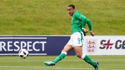 Adam Idah scored for Ireland