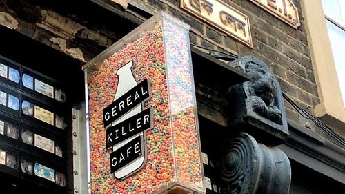 Photo: Cereal Killer Café