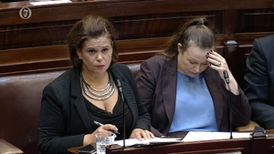 Sinn Fein's Mary Lou McDonald appealed to TDs not to delay the legislation