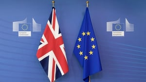 Figure covers the UK's liabilities for spending commitments made by the EU up until 31 December