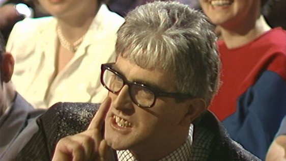 Dermot Morgan Interrupts