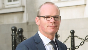 Simon Coveney said European leaders will meet tonight