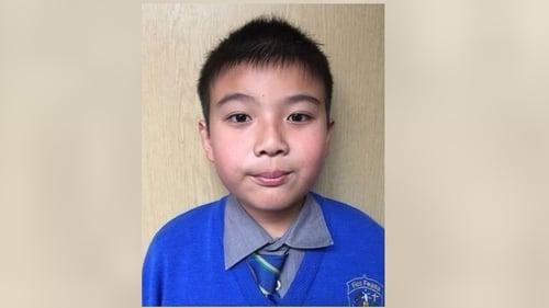 Eric Zhi Ying Xue was born in Ireland but is not an Irish citizen