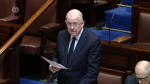Charlie Flanagan said Sgt McCabe deserved the gratitude of everyone