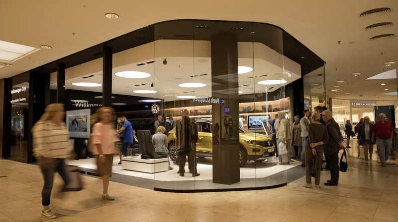 The End Of The Car Showroom As We Know It - Car showroom