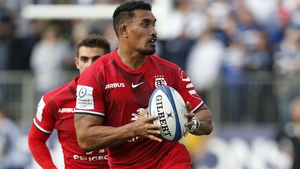 Jerome Kaino joined Toulouse earlier this year following an 81-cap All Blacks career