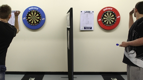 Darts academies provide a new avenue to success