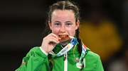 Dearbhla Rooney dominated her medal box-off versus New Zealand's Te Shelford-Edmonds in Buenos Aires