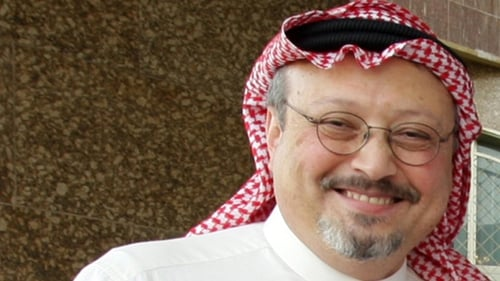 Jamal Khashoggi was murdered after entering the Saudi consulate in Istanbul on 2 October