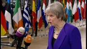 RTÉ News: Britain open to longer post-Brexit transition period - May