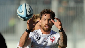 Danny Cipriani won an award for player of the month in September