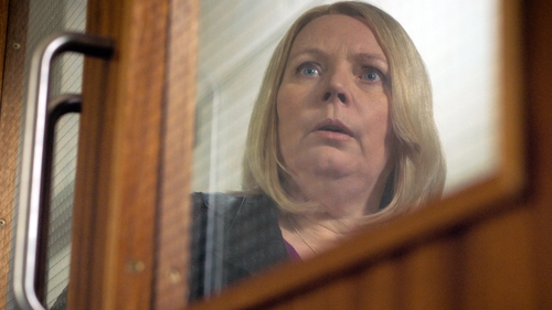No Offence's Joanna Scanlon