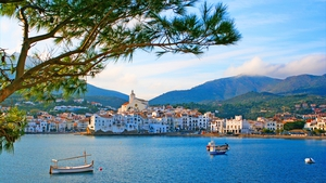 Cadaques is a small town on the Costa Brava, Spain