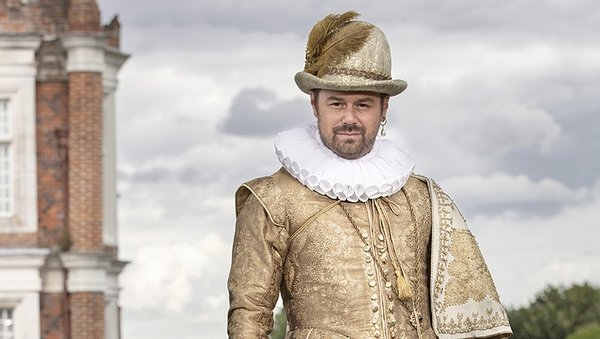 """Danny Dyer - """"I'm still in shock at the fact that I'm related to such important people"""""""