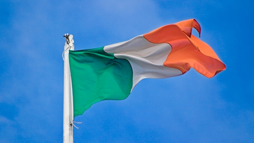 The tricolour was first flown from The Mall in Waterford City on 7 March 1848