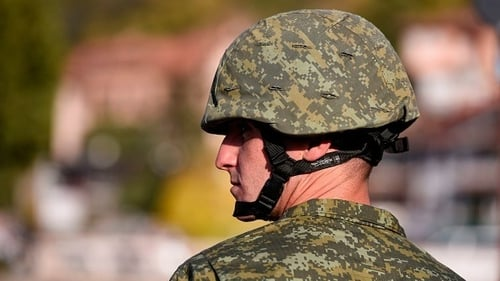 NATO-led international forces (KFOR) have been tasked with security in Kosovo since 1998-1999 war