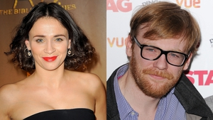 Charlene McKenna and Brian Gleeson - Part of the 'Quadruple Irish' joining Peaky Blinders
