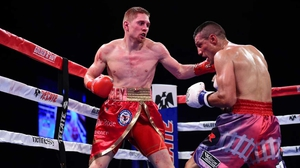 Quigley was pushed to the limit (Pic: Valentin Romero)