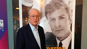 "Michael Caine - ""When you see the stand-in and this old man walks in you go, 'I wonder who he is?'"""