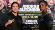 Katie Taylor takes on Cindy Serrano in Boston