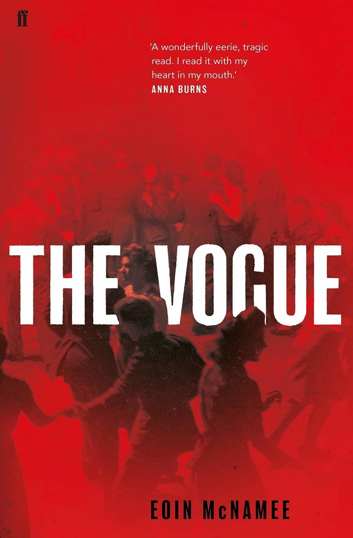 "Author Eoin McNamee discusses his new book ""The Vogue"""