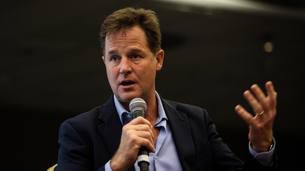 Nick Clegg said that data was no longer just an issue for technology companies, but vital to businesses in every sector