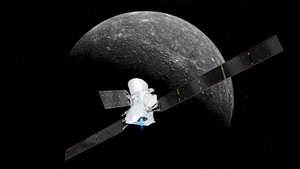 It will take BepiColombo seven years to get to Mercury