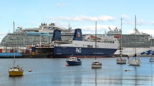 P&O currently has six UK-registered ships operating on the English Channel route to France