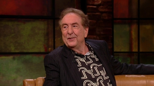 Eric Idle on the Late Late Show