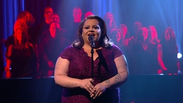 Keala Settle | The Late Late Show