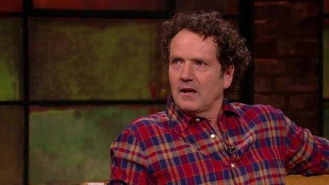 Diarmuid Gavin   The Late Late Show