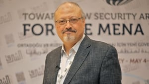 Jamal Khashoggi was killed inside the Saudi consulate in Istanbul in October 2018