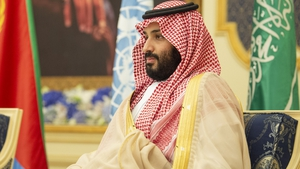 Jamal Khashoggi said Mohammed bin Salman (pictured) is out of touch with Saudi's poor