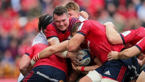 Munster captain Peter O'Mahony was unhappy with his side's performance