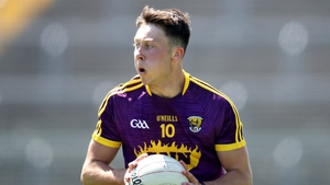 Eoghan Nolan hit 1-02 for Shelmaliers as they were crowned Wexford senior football champions for the first time