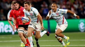 Racing 92 laid down a marker with an impressive demolition of Ulster in Paris