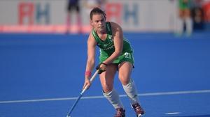 Ireland's Lizzie Colvin (file pic)